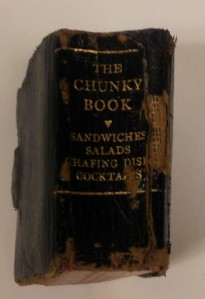 The Chunky Book spine